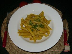 Curry Penne